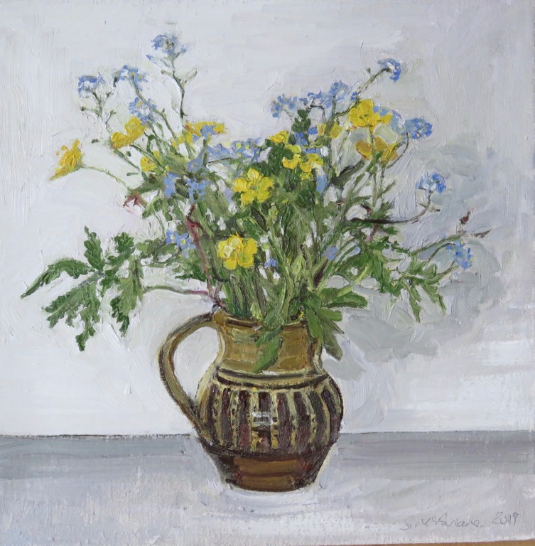 'Spring Flowers, Steep'