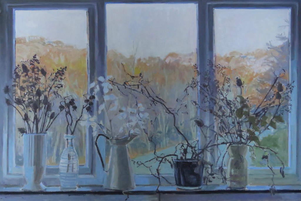 'View from Art room Window, after Gilles'